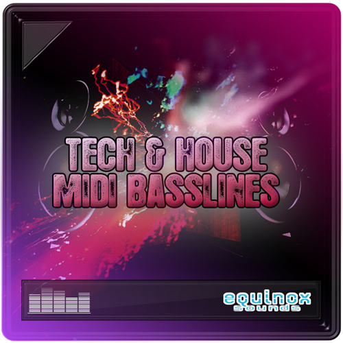 Download equinox sounds tech house midi basslines for Classic house bass lines