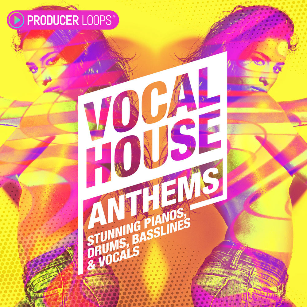 Download producer loops vocal house anthems for House music acapella