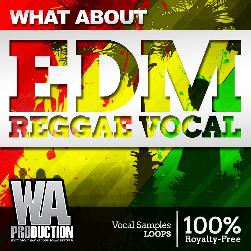 Reggae music samples and loops