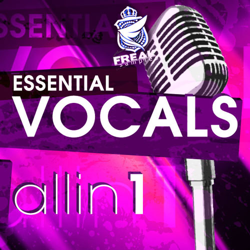 Download freak samples essential vocals all in 1 for Classic house vocal samples