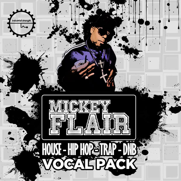 Download industrial strength records mickey flair vocal for Classic house vocal samples