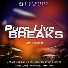 Pure Live Breaks Vol 2