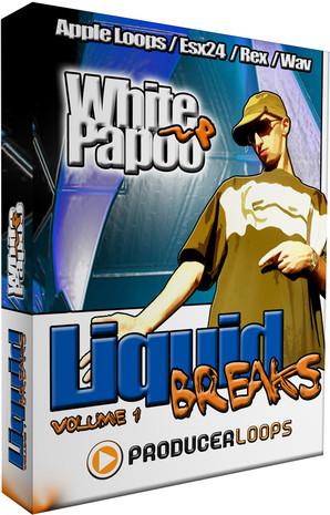 White Papoo: Liquid Breaks Vol 1