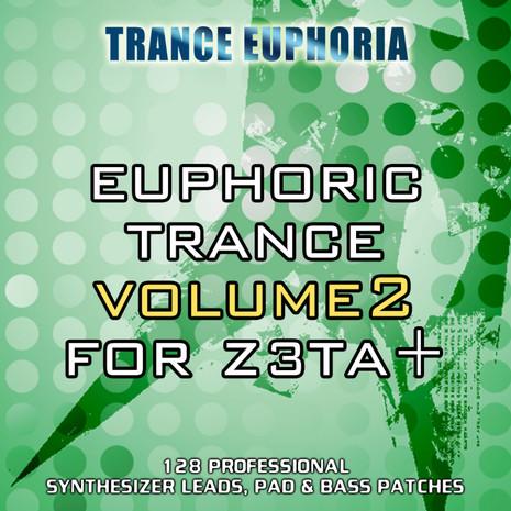 Euphoric Trance Soundbank for Z3TA+ Vol 2