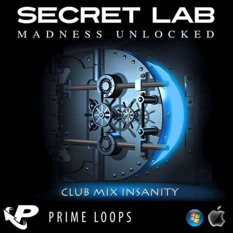 Secret Lab: Club Mix Insanity (Reason Refill)