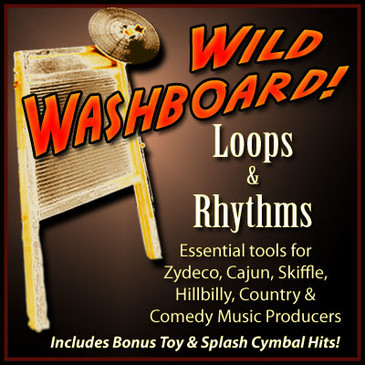 Wild Washboard (16-BIT)