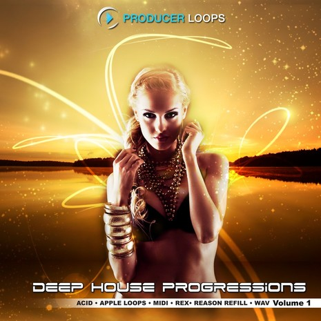 Deep House Progressions Vol 1