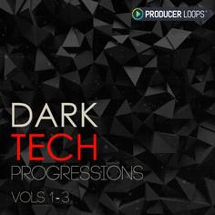 Dark Tech Progressions Bundle (Vols 1-3)