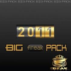 2011 Essential Freak: Big Pack