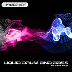 Liquid Drum & Bass Bundle (Vols 1-3)