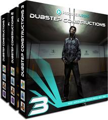 Dubstep Constructions Bundle (Vols 1-3)