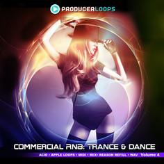 Commercial RnB: Trance & Dance Vol 4