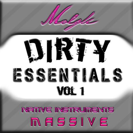 Dirty Essentials: NI Massive Soundbank