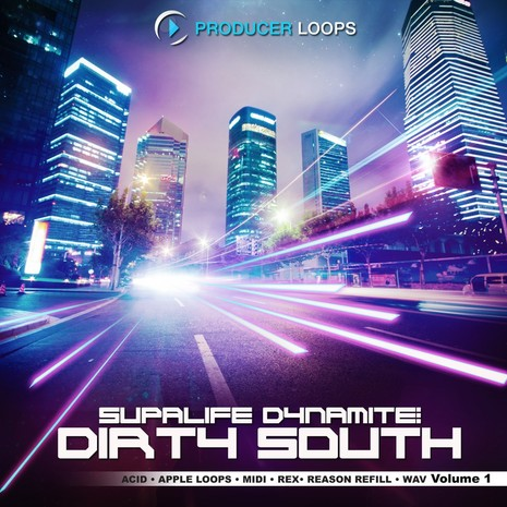 Supalife Dynamite: Dirty South Vol 1