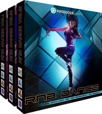 RnB Dance Bundle (Vols 1-3)