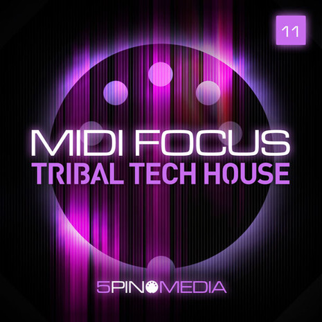 Download 5 pin media midi focus tribal tech house for Tribal house tracks