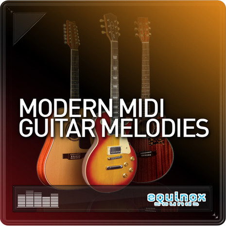 Modern MIDI Guitar Melodies