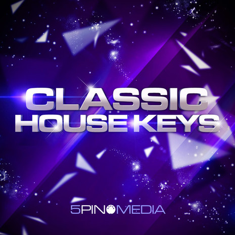 Download 5 pin media classic house keys for Classic house keys samplephonics