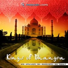 Kings of Bhangra Vol 3
