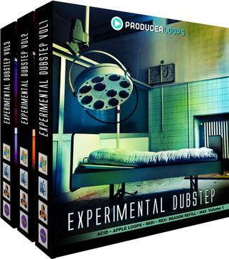 Experimental Dubstep Bundle (Vols 1-3)