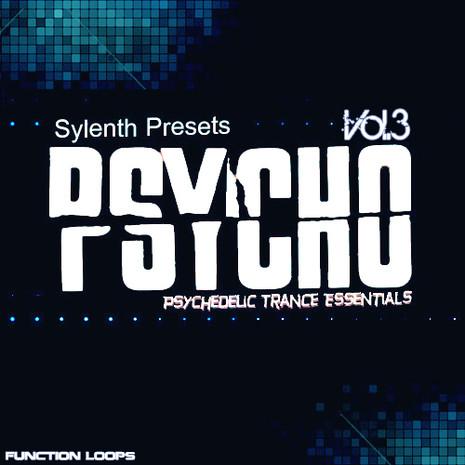 PSYCHO Sylenth1 Soundset Vol 3