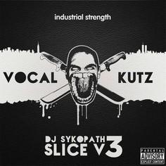DJ Sykopath Slice Vol 3: Vocal Kutz