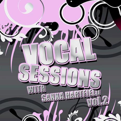 Vocal Sessions Vol 2: Sanna Hartfield