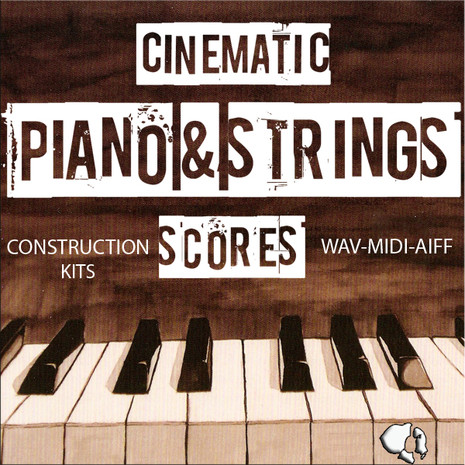 Cinematic Piano & Strings Scores