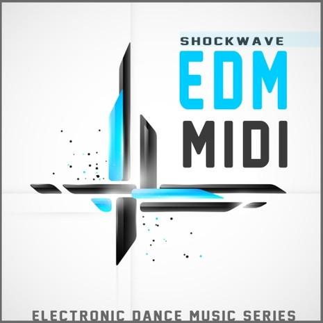 EDM MIDI Vol 1