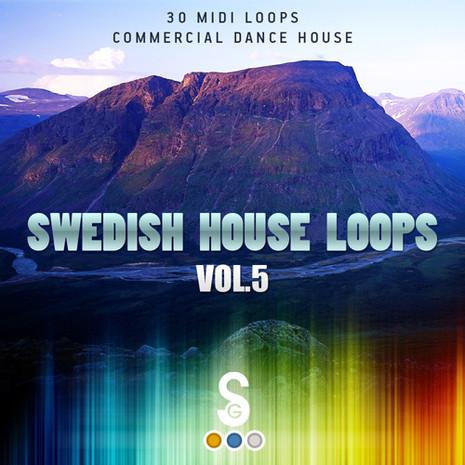 Swedish House Loops Vol 5
