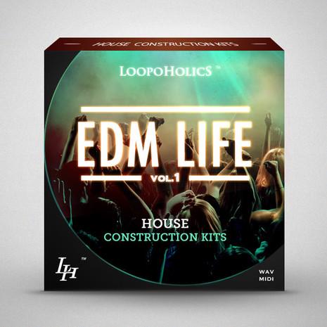EDM Life Vol 1: House Construction Kits