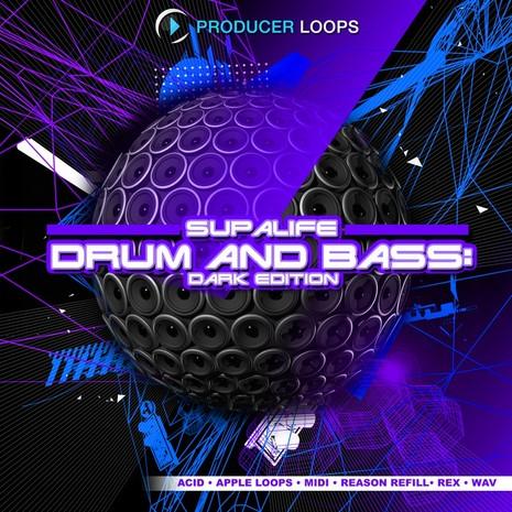 Supalife Drum & Bass: Dark Edition