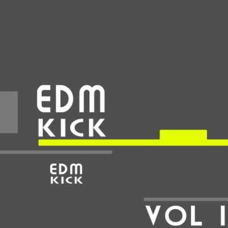 Big Room House Kick Samples