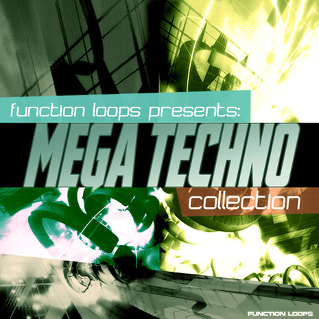 Mega Techno Collection