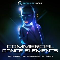 Commercial Dance Elements Vol 2
