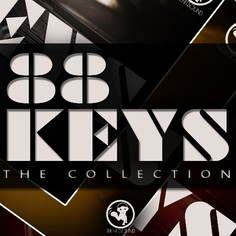 88 Keys: The Collection (Vols 1-3)