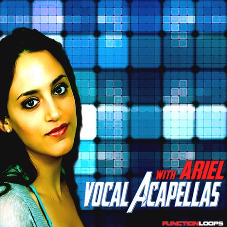 Vocal Acapellas with Ariel