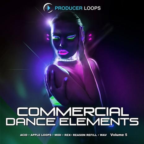 Commercial Dance Elements Vol 5