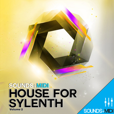 Sounds + MIDI: House for Sylenth Vol 2
