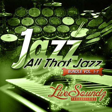 All That Jazz Bundle (Vols 1-7)