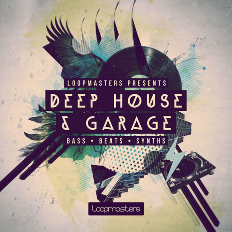 Download loopmasters deep house garage for Deep house tracks