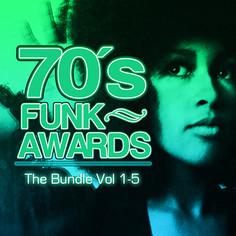 70s Funk Awards Bundle (Vols 1-5)