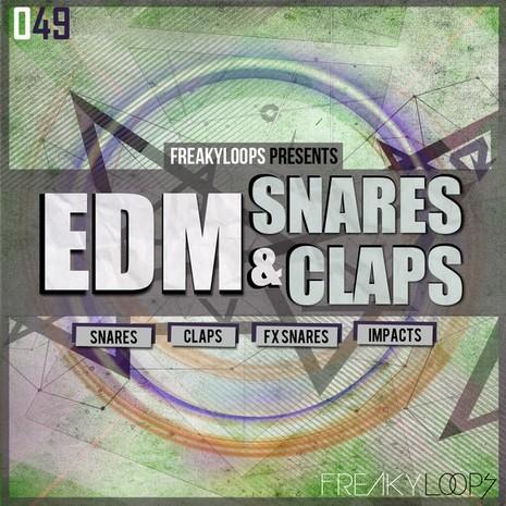 EDM Snares & Claps