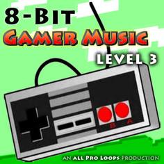8-Bit Gamer Music: Level 3
