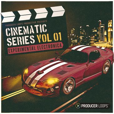 Cinematic Series Vol 1: Experimental Electronica