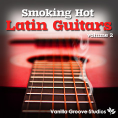 Smoking Hot Latin Guitars 2