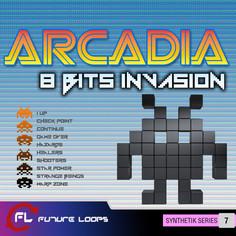 Arcadia: 8 Bits Invasion
