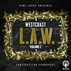 West Coast L.A.W. Vol 2
