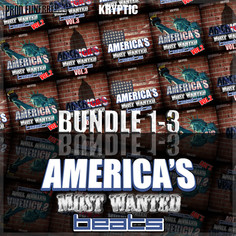 America's Most Wanted Beats Bundle (Vols 1-3)