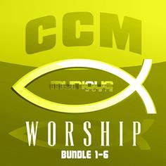 CCM Worship Bundle (Vols 1-6)